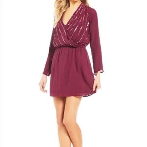 💋🍷 Sexy Sequined Mini Dress 🍷💋
